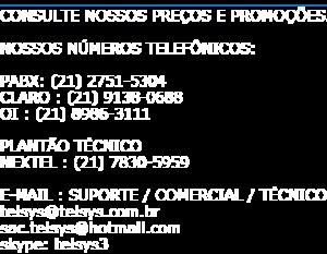 Fale conosco Telsys 1