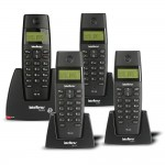 Telefone PABX sem fio Intelbras