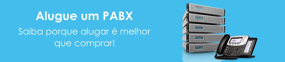 Locação de PABX